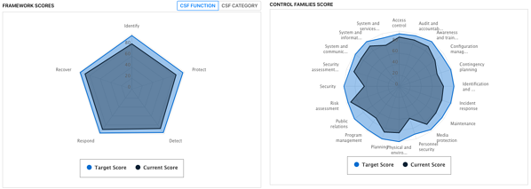 NIST CSF Assessment Tool_Five NIST Functions